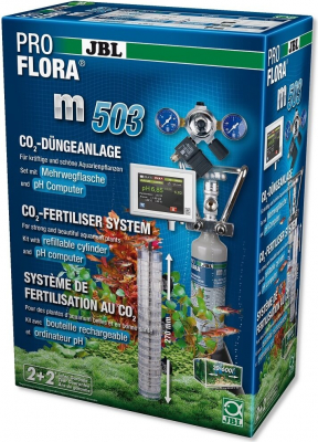 Kit CO2 JBL ProFlora m503