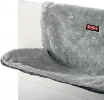 Hamac pour radiateur gris