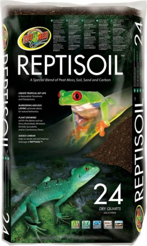 REPTISOIL substrat pour reptiles