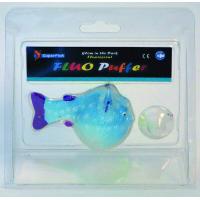 SuperFish FLUO Décoration - Fluo Puffer 4 modèles