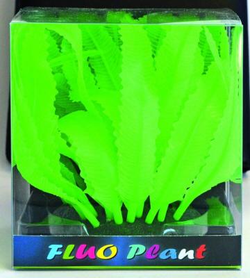 SuperFish FLUO Décoration - Fluo Plante Fougères 3 modèles
