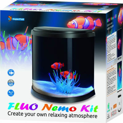 SuperFish Aquarium FLUO NEMO KIT