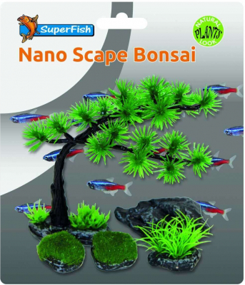 SuperFish Nano Scape - 3 Modelle