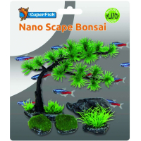 SuperFish Nano Scape - 3 modèles