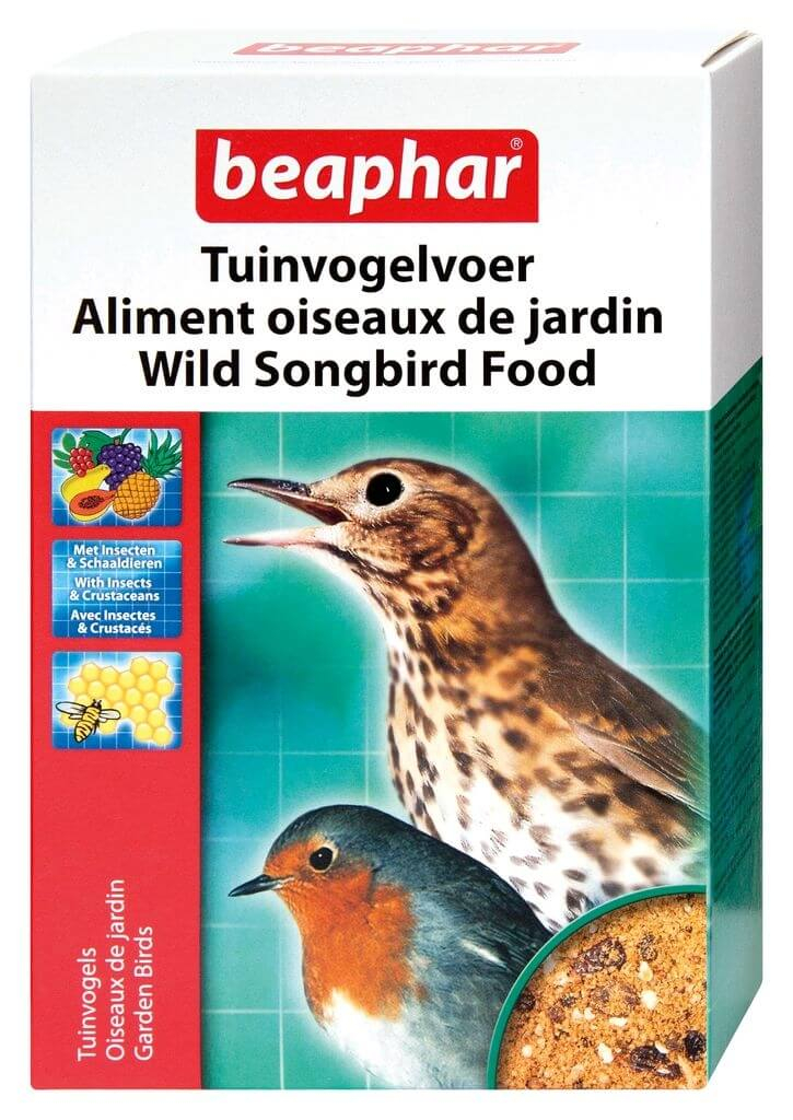 Nourriture complète pour oiseaux sauvages_0