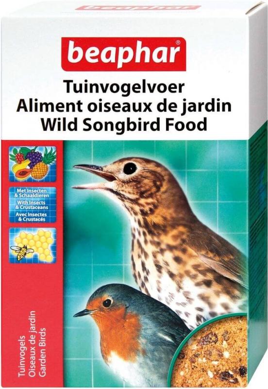 Nourriture complète pour oiseaux sauvages