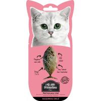 Friandise naturelle Maquereau grillé pour chat My Little Friandise