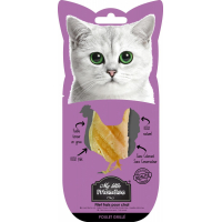 Friandise naturelle Poulet grillé pour chat My Little Friandise