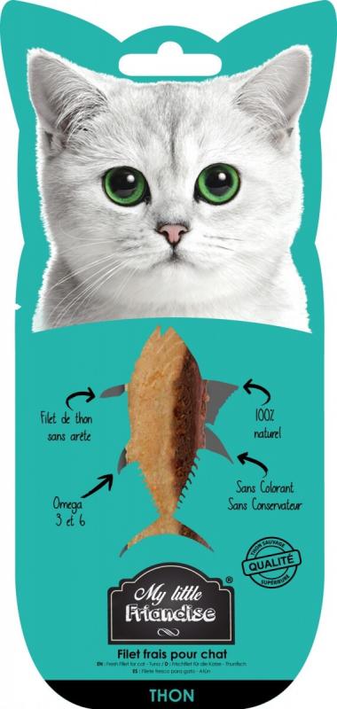 Friandise naturelle au Thon pour chat My Little Friandise