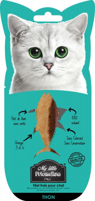 Friandise naturelle au Thon pour chat My Little Friandise