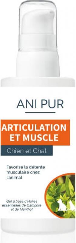 Gel Ani pur Articulation et Muscle pour chien
