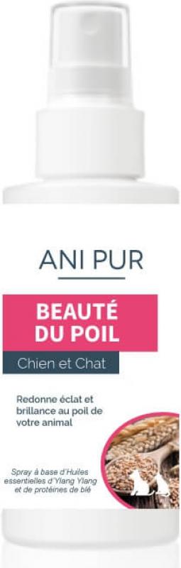 Spray Anipur pour la beauté du poil