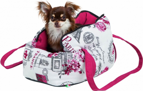 sac de transport paris pour chat et petit chien sac de transport. Black Bedroom Furniture Sets. Home Design Ideas