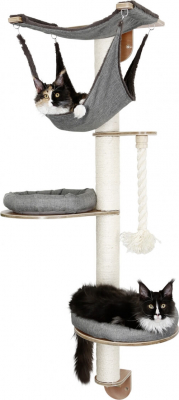 Arbol para gatos mural Dolmit 2.0  Tofana 160 cm