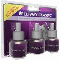 Pack de 3 recharges diffuseur Feliway Classic