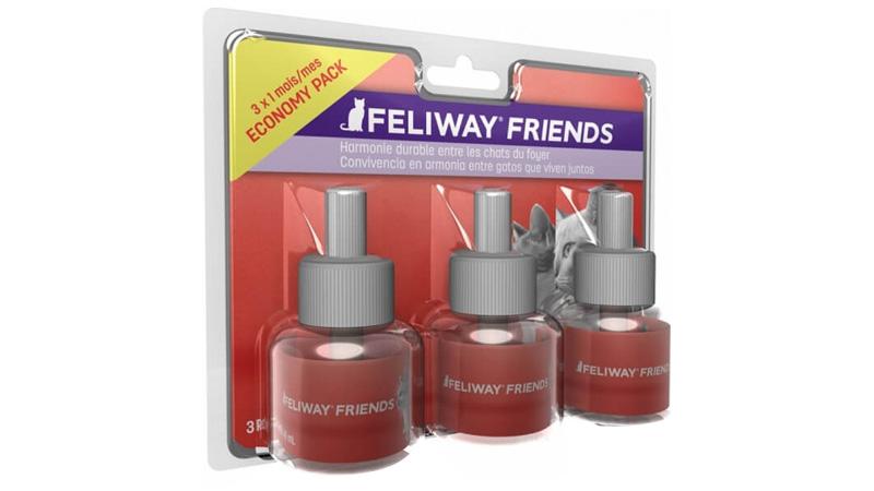 feliway spray friends 3 recharges