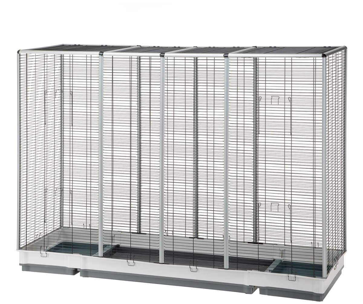 grande cage espace pour oiseaux furets ou chinchilla cage chinchilla. Black Bedroom Furniture Sets. Home Design Ideas