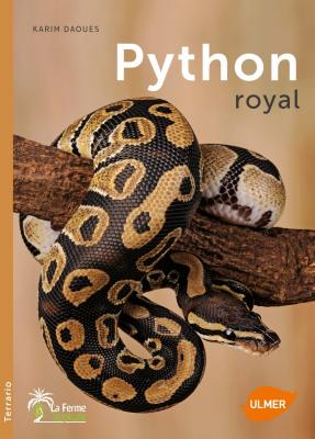 Livre Python royal édition Ulmer