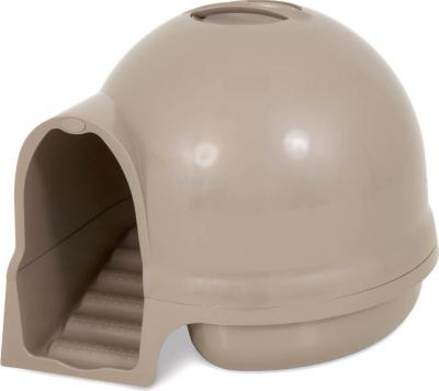 Maison de toilette Booda Cleanstep Dome