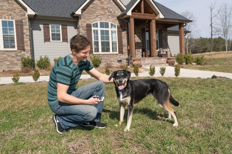 Collier de dressage PetSafe SMART DOG Bluetooth