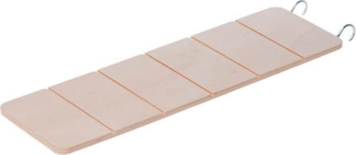 Echelle bois petit modèle pour cages NEO Panas, Nigha et Silta