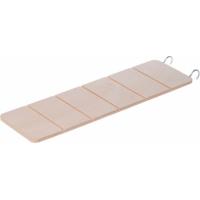Echelle bois petit modèle pour cages NEO Panas, Nigha et Silta (1)