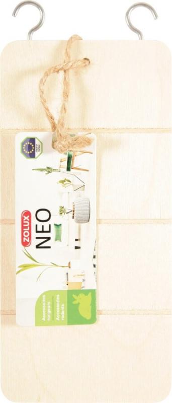 Echelle petit modèle bois pour cage NEO Panas