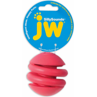 Balle pour chien Sillysounds Spiral Ball 2 tailles