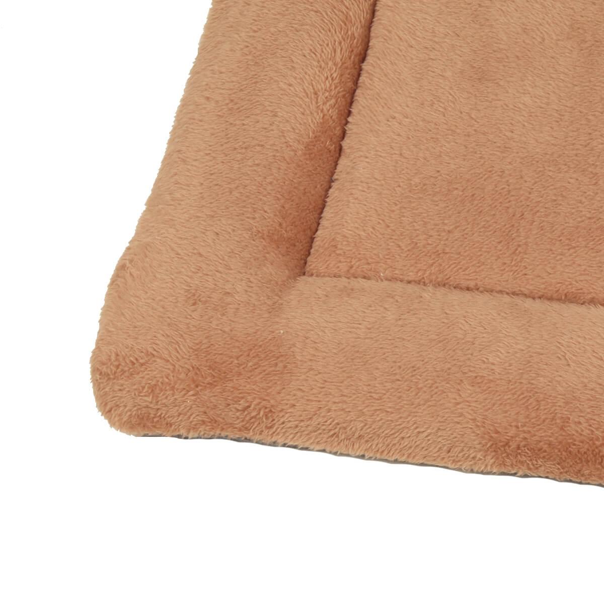 tapis oxo zolia polaire gris pour grand chien 100cm coussin et tapis. Black Bedroom Furniture Sets. Home Design Ideas
