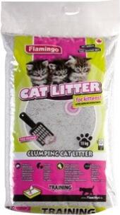 Litière agglomérante pour chaton 10kg