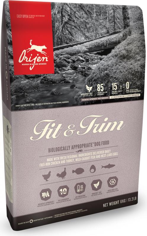 Orijen Fit & Trim Grain Free Adult