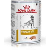 Pâtée Royal Canin Veterinary Diet Urinary S/O pour Chien - 2 formats au choix