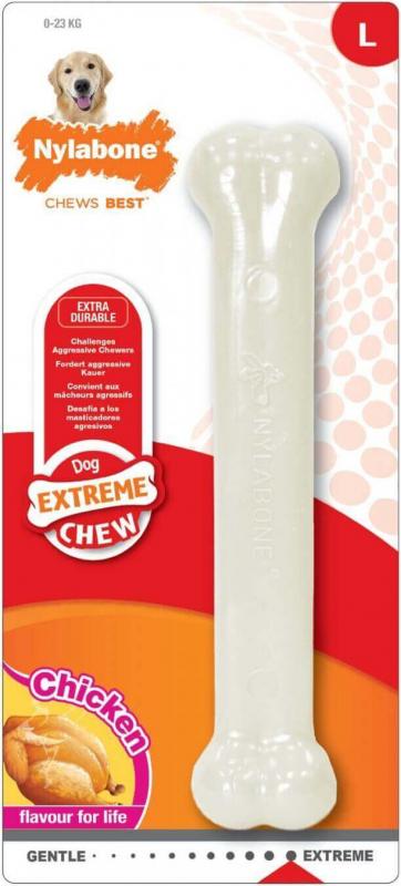 Nylabone Extreme chew : goût Poulet