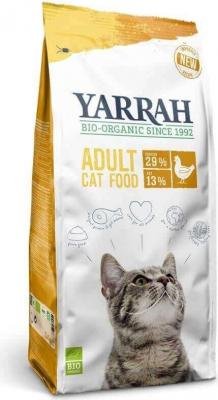 Yarrah au poulet bio pour chat