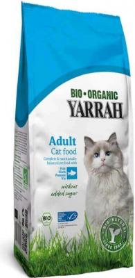 Yarrah au poisson bio pour chat