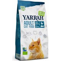 YARRAH Bio Adult Cat - met vis MSC
