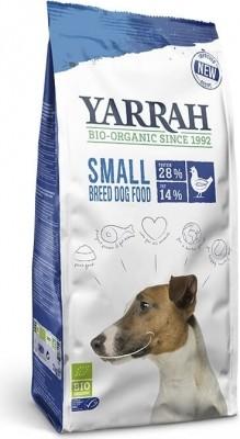 Yarrah Small Breed au poulet bio pour chien