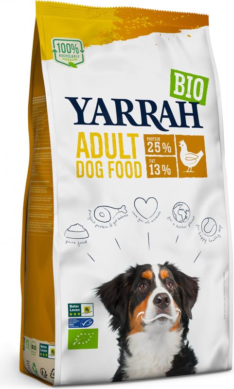 Yarrah Bio Adult, met kip