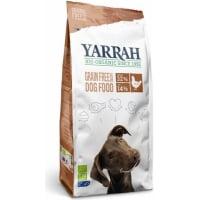 Yarrah Sans Céréales au poulet bio pour chien