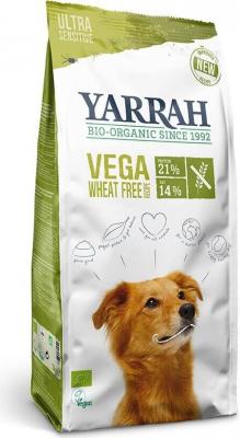 Yarrah Vega végétarien bio pour chien