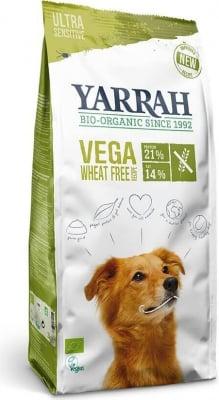 Pienso vegano para perro Yarrah Vega sin trigo