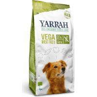 YARRAH Bio Vega 100% Végétarien et Sans Blé pour Chien Adulte