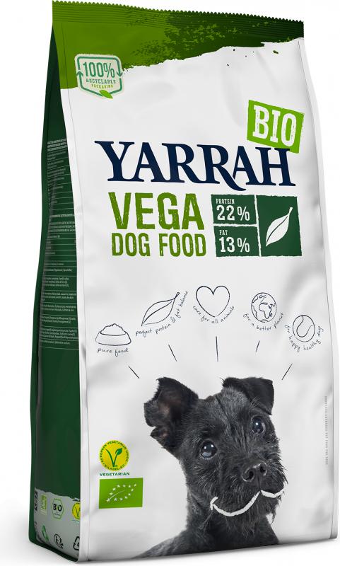 YARRAH Vega Dog met kokos