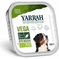 Pâtée YARRAH Vega Bio 150g Sans Céréales pour Chien Adulte