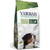 Friandises YARRAH Bio Biscuits Vega pour Chien Adulte