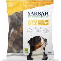 Friandises Yarrah Chicken snacks Cous de poulet bio pour chien