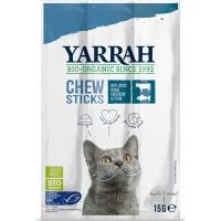 Yarrah Guloseimas mastigáveis bio para gatos