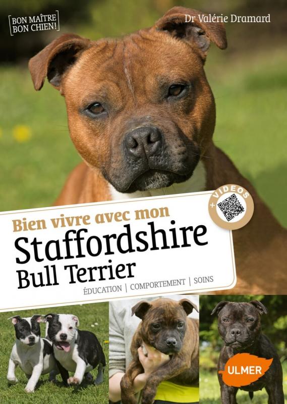Bien vivre avec mon Staffordshire Bull Terrier