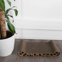 Kratzmöbel aus Pappe ZOLIA DOLCE mit Katzenminze