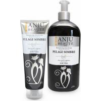 Shampoing Anju Pelages foncés pour chien et chat